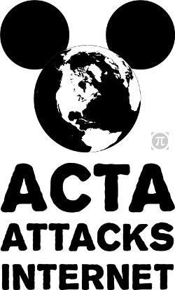 ACTA attacks internet