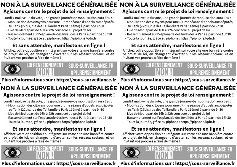 Fichier:Pjl renseignement 4 mai tract A4.pdf