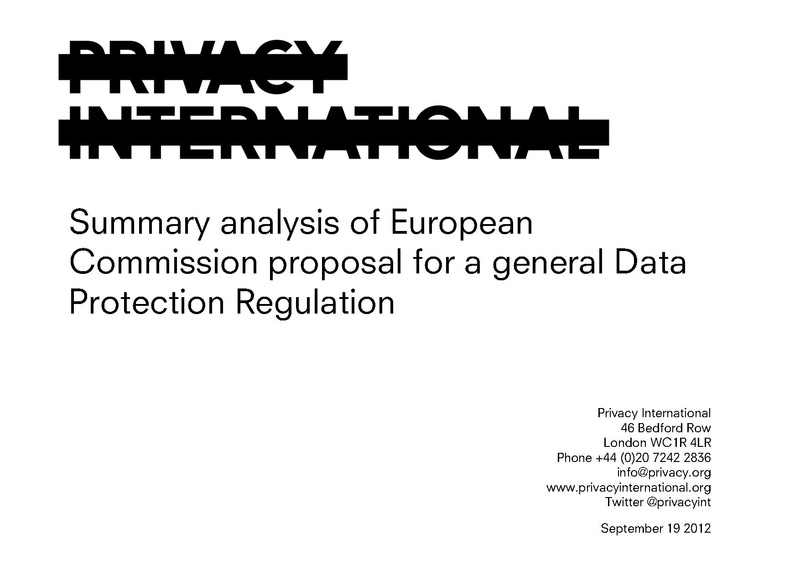 Fichier:Final pi data protection regulation analysis - 14 sept 2012.pdf
