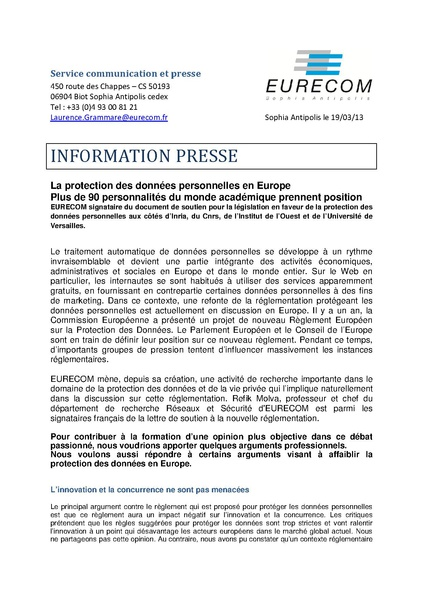 Fichier:EURECOM DataProtection 2013-03-19.pdf
