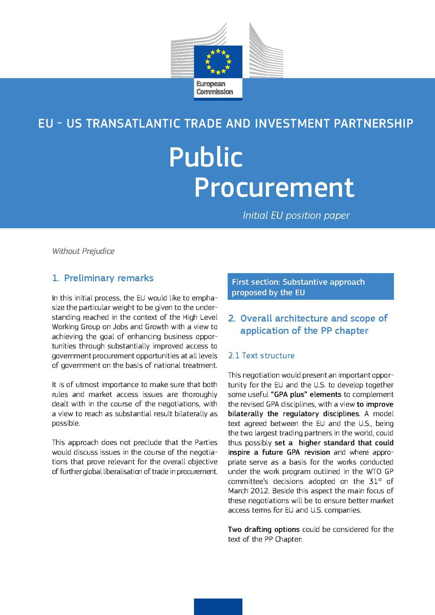essay on transparency in public procurement act 2012 4 guide for commentators the aim of this international framework is to promote the development of robust governance by establishing a benchmark for good governance in the public sector.